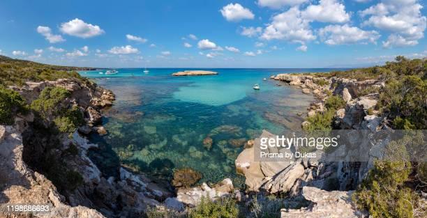 Blue Lagoon, Akamas Peninsula National Park, Neo Chorio, Cyprus, Cyprus, 30070131.