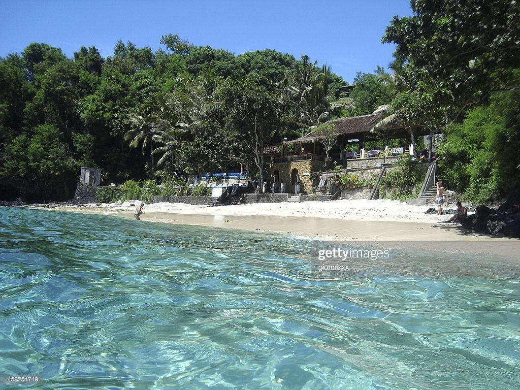 blue lagoon beach padangbai bali indonesia stock photo. Black Bedroom Furniture Sets. Home Design Ideas