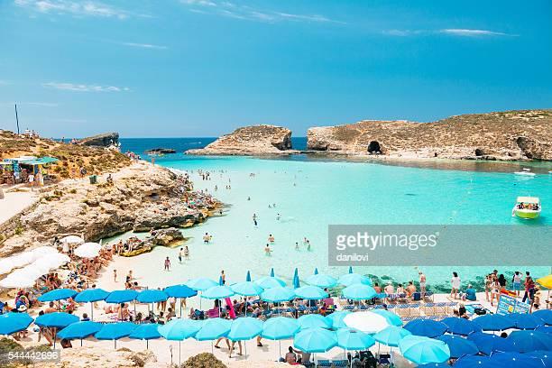 Blue lagoon, Comino - Malta