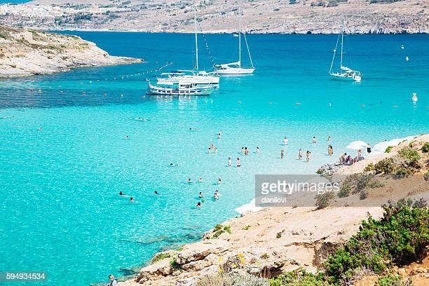Blaue Lagune, Comino-Malta