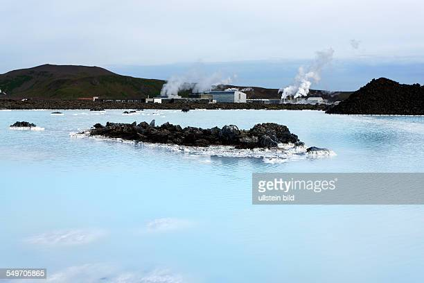 Blue Lagoon Natural Geothermal Spa Grindavik Iceland