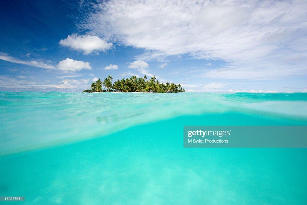blue lagoon : Stock Photo