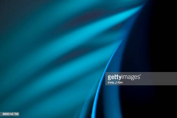 blue light #4 - silk stock pictures, royalty-free photos & images