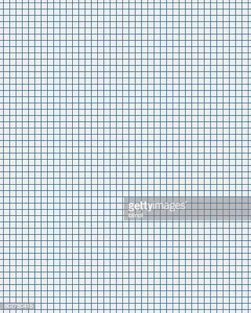 blue line weiß Millimeterpapier