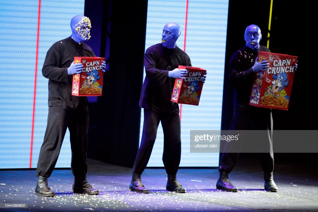 Köln Blue Man Group