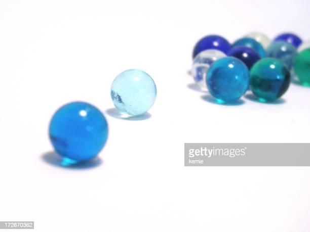 Bleu bille