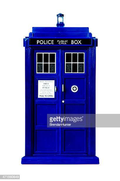 ブルーのあるエアーズロック - ドクター フー ストックフォトと画像