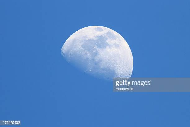 blue moon - day stock pictures, royalty-free photos & images