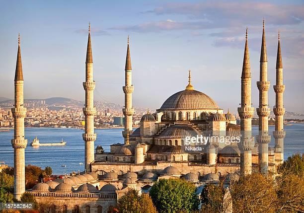 Blaue Moschee in Istanbul, Türkei