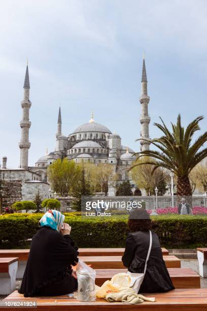 blue mosque - dafos stock photos and pictures