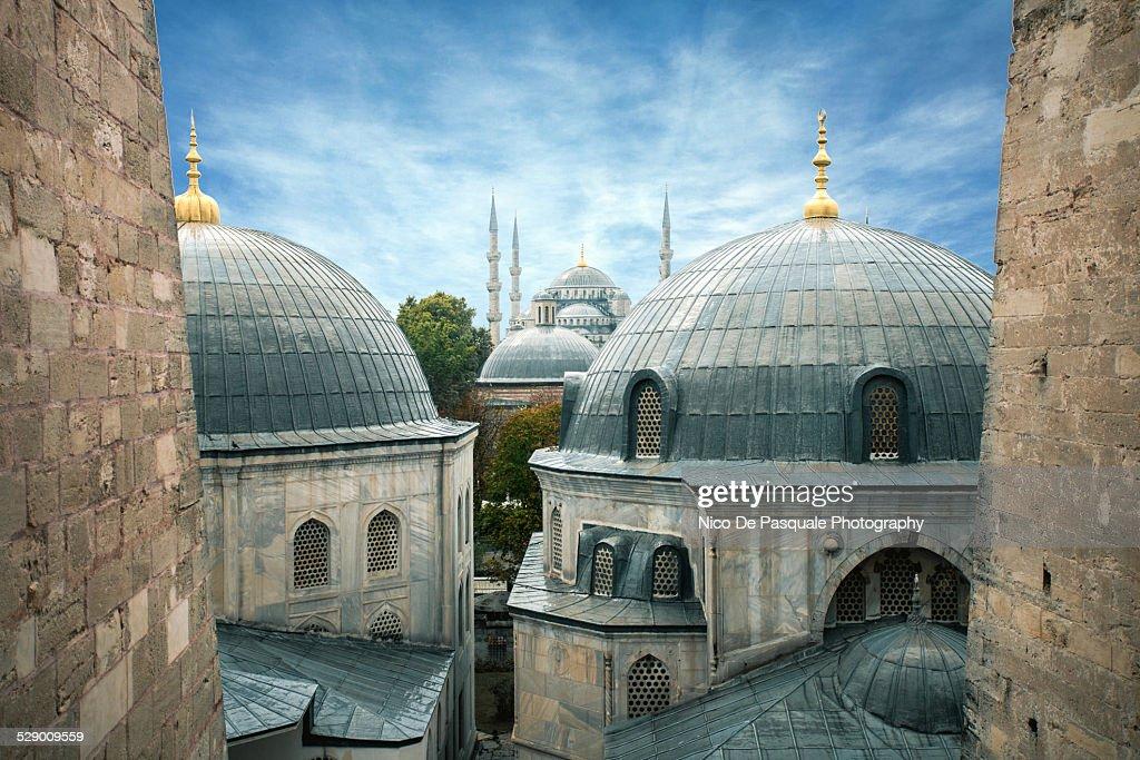 Blue Mosque : Foto de stock