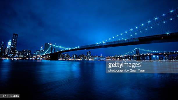 blue night - yuan quan stock pictures, royalty-free photos & images