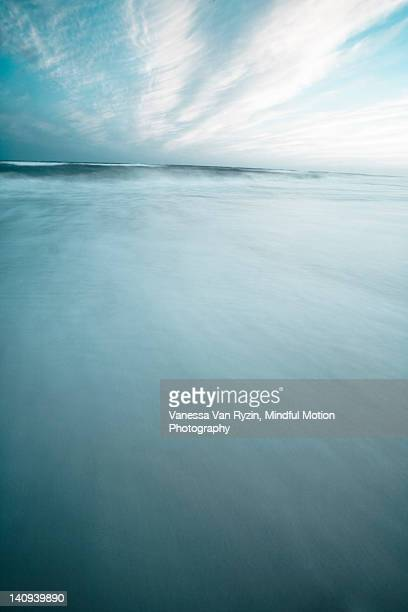 blue ocean - vanessa van ryzin stock photos and pictures