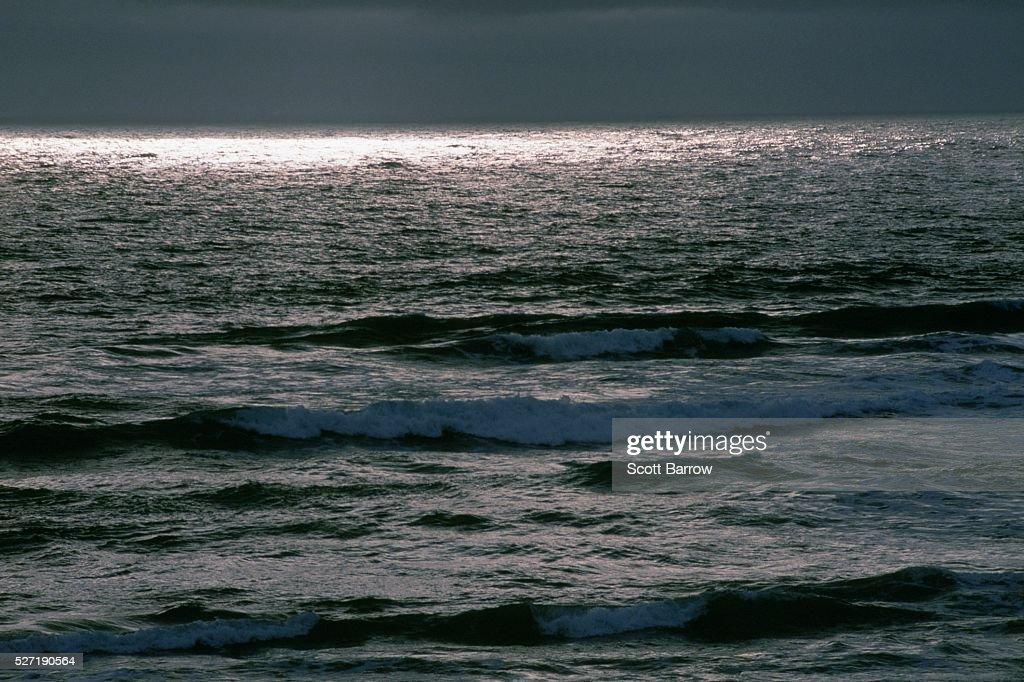 Blue ocean : Photo