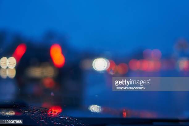blue - nacht stock pictures, royalty-free photos & images