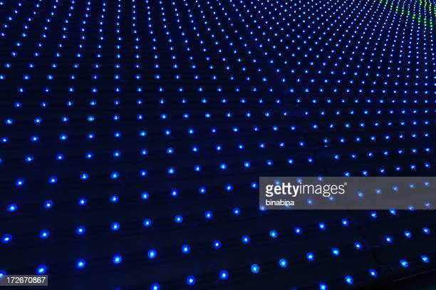 Blau pin lights