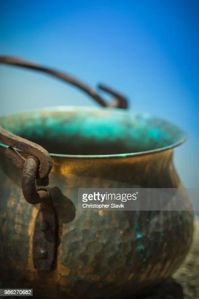 Blue Pot of Gold