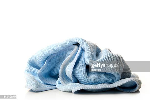 blue rag - towel stock pictures, royalty-free photos & images