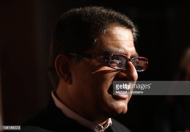 Blue Ribbon Panelist Dr Deepak Chopra arrives at CNN Heroes An AllStar Tribute firstever awards show on December 6 2007 at the American Museum of...