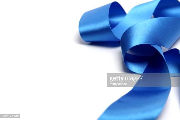 Fita de azul