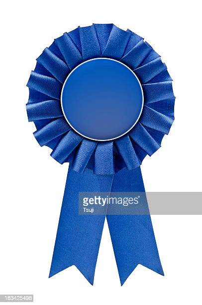 blue ribbon - award stock pictures, royalty-free photos & images