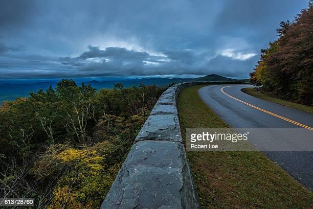 Blue Ridge Parkway Twisty