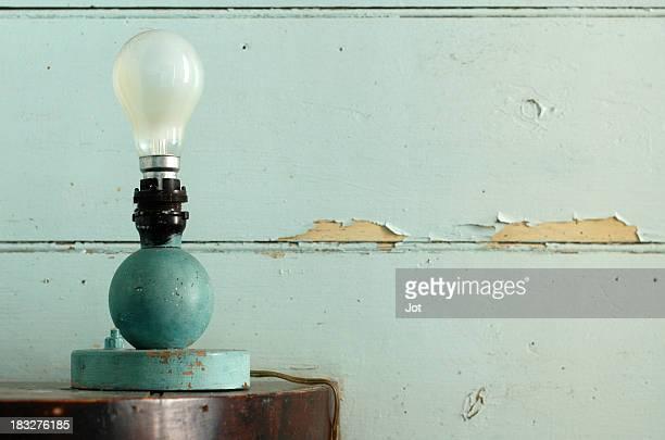 Blue Room-Lampe
