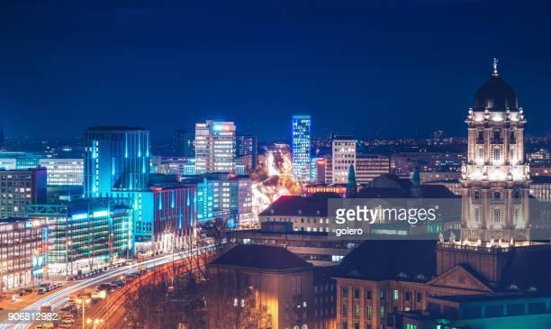 blaue Berufsverkehr in Berlin