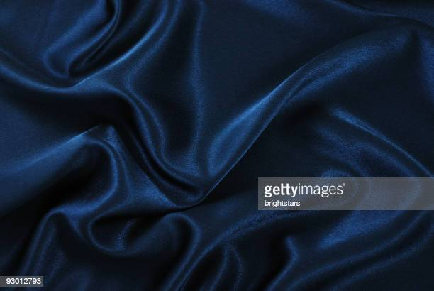 blue satin - silk stock pictures, royalty-free photos & images
