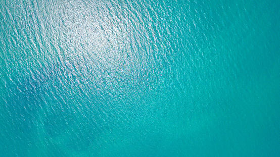Blue sea for background 959508862