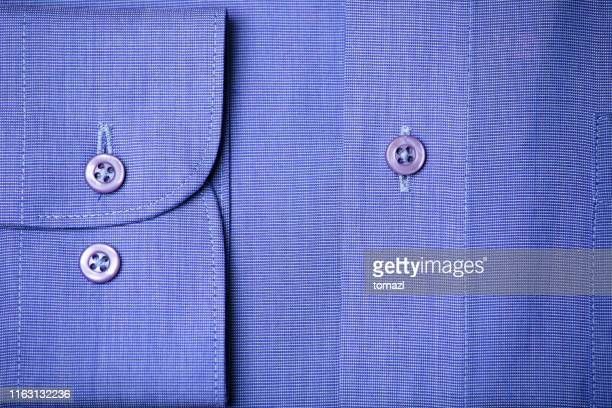 blue shirt - shirt stock pictures, royalty-free photos & images