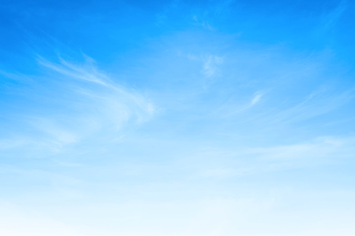 Blue sky and white clouds background 825778252