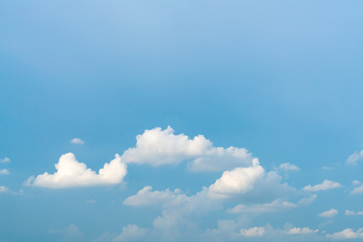 blue sky with cloud - gettyimageskorea