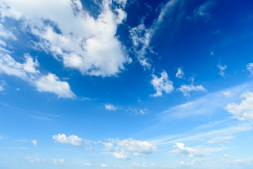 Blue sky with cloud,summer sky,nature background 937694668
