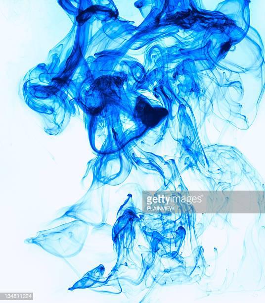 青い煙 1