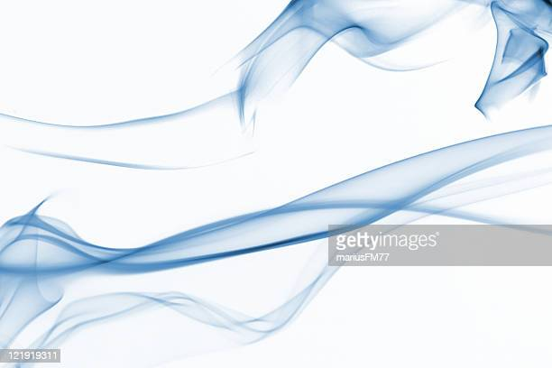 blue smoke backgrounds - series