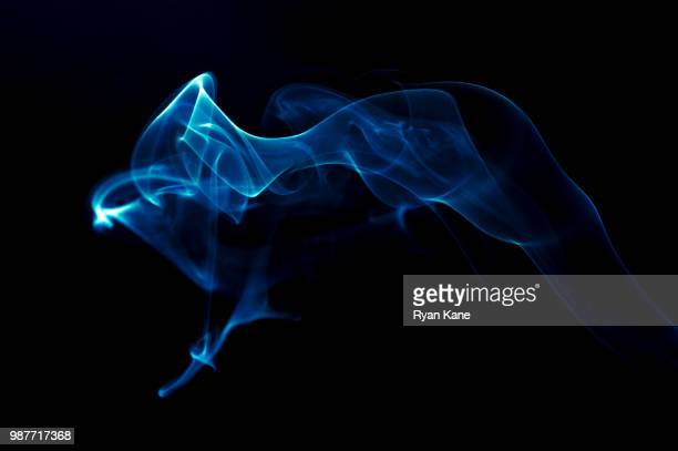 blue smoke - cigar stock pictures, royalty-free photos & images
