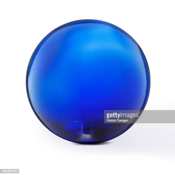 blue sphere - sphere stock pictures, royalty-free photos & images