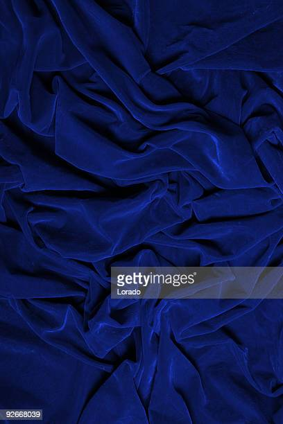 blue texture - velvet stock photos and pictures