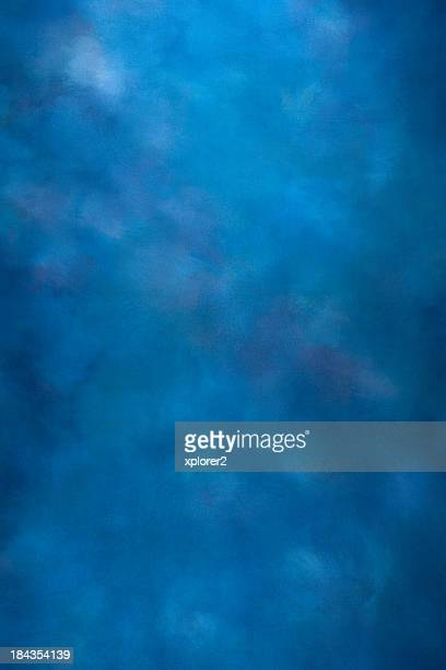 Blue textured studio backdrop
