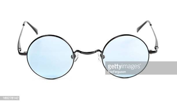 Blue Tinted Glasses