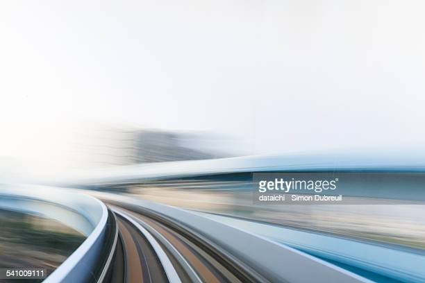 Blue Tokyo high speed