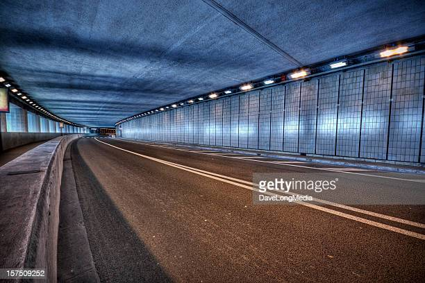 monaco-grand-prix-tunnel - monaco stock-fotos und bilder