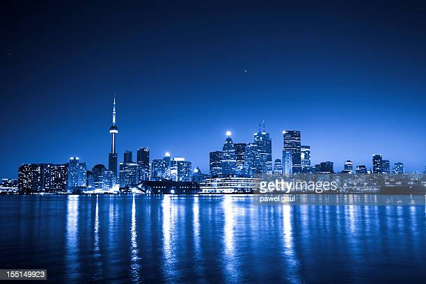 blue toronto - toronto stock pictures, royalty-free photos & images