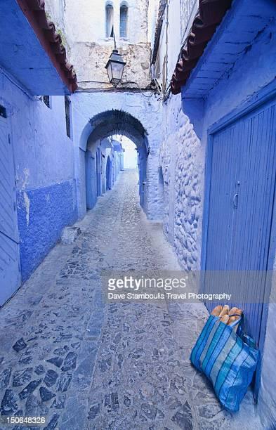Blue town of Chefchaouen