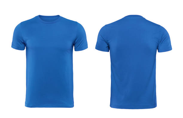 Free blue tshirt images pictures and royalty free stock for Blue t shirt template