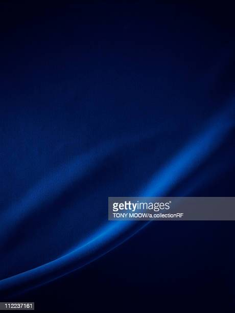 blue velvet - velvet stock photos and pictures