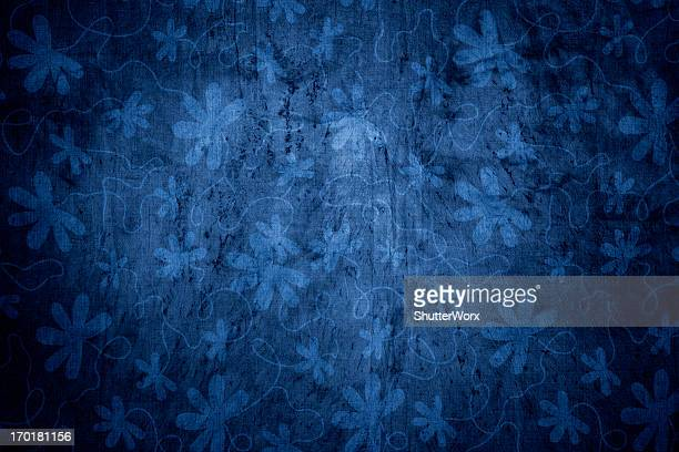 Blue Victorian Background