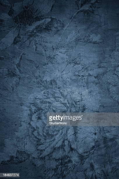 Blue Victorian Background