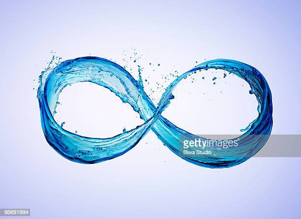 Blue water infinity